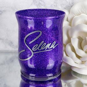 Selena Quintanilla Makeup Brush Holder